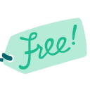 Free ! Llc logo icon