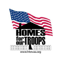 Homes For Our Troops logo icon