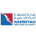 Hamriyah Free Zone Authority logo icon