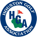 Houston Golf Association logo icon