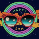 Happy logo icon