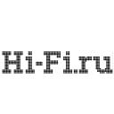 Hi Fi.Ru logo icon