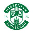 Hibernian Fc logo icon