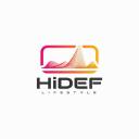 Hi Def Lifestyle logo icon