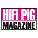 Hifi Pig logo icon