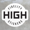 High Stickers logo icon
