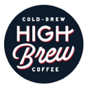 High Brew Coffee logo icon