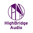 High Bridge Audio logo icon