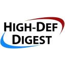 High Def Digest logo icon