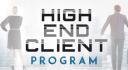 High End Client logo icon