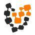 Higherlevel logo icon