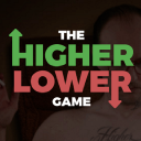The Higher Lower Game logo icon
