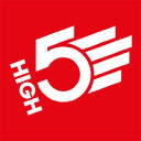 High5 News logo icon