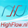 High Flow logo icon