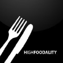 High Foodality logo icon