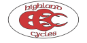 HIGHLAND CYCLES logo