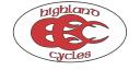HIGHLAND CYCLES logo