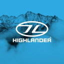 Highlander Outdoor logo icon