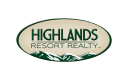Highlands Resort Realty logo icon