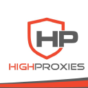 High Proxies logo icon