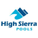 High Sierra Pools logo