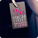 High Street Brands 4 Less logo icon