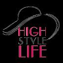 Highstylelife logo icon