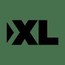 High Tech Xl logo icon