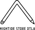 HIGHTIDE Store DTLA Logo