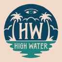 High Water Fest logo icon