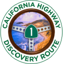 Highway1discoveryroute logo icon
