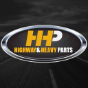 Highway And Heavy Parts logo icon