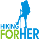 Hiking For Her.Com logo icon
