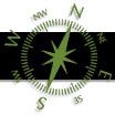 Hiking logo icon