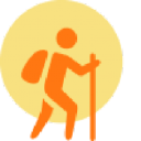 Hiking Reviewed logo icon
