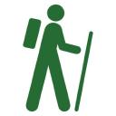 Hillwalk Tours logo icon