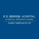 Hinduja Hospital logo icon