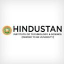 Hindustan University logo icon