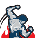 Hipertrofia logo icon