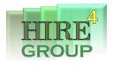 Hire4 Group logo icon