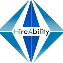 Hire Ability logo icon
