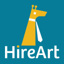 HireArt - Send cold emails to HireArt