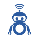 Hirebotics logo icon