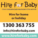 Hire For Baby logo icon