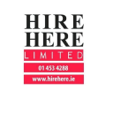 Discover Hire Here logo icon