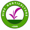Hire Horticulture logo icon