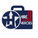 Hire Our Heroes logo icon