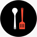 Hispanic Kitchen logo icon