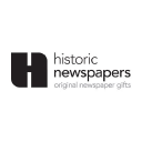Historic Newspapers logo icon
