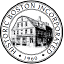 Historic Boston logo icon